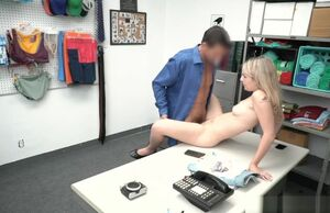 Sizzling Maiden Abby Adams Gets Humped..