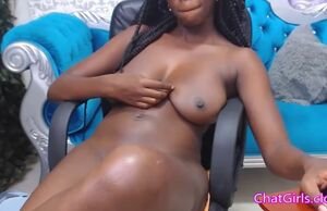 Black colombian butt massive funbags..