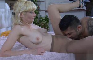 Maiden Smashes Mature Russian gal 861