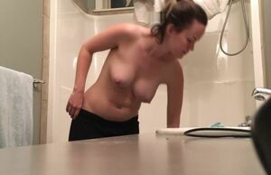 Virgin  AMY REAL SPY Douche 2