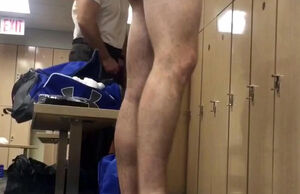 [Lockerroomshowers] Gym Jocks..