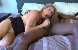 Hotwife  Wifey Tear up Big black cock..