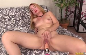 Golden cockslut mature ladies vs..