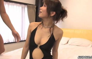 Chinese darling, Runa Sezaki got..