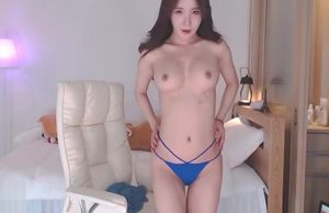 Korean cool Tidy sensuous flash