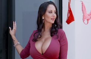 Ava Addams In Moms Thong Bandit