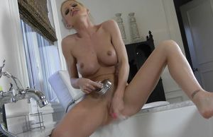 Crazy big-tit blondie Mummy bi-atch..