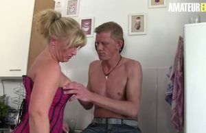 Amateureuro warm gilf annette..
