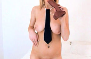 Wanking 19yo student plays with fucktoys