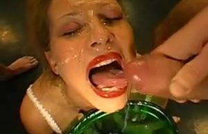 Exotic hookup movie Mass ejaculation..