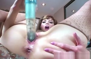 Super-sexy Mummy Shanda Fay Wanks in..