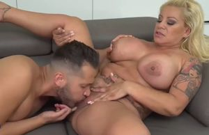 Immense breasts older mushy alexa blun