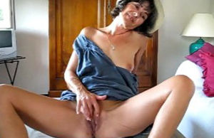 Clarill Statton mature whore inhaling..