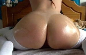 Phat ass white girl dirty dancing