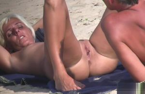 Raw Gash Super-naughty Naturist Mature..
