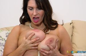 EuropeMaturE Solo Mature Woman and Her..