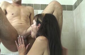 Nasty Shanda Fay Screws in  For Cum!